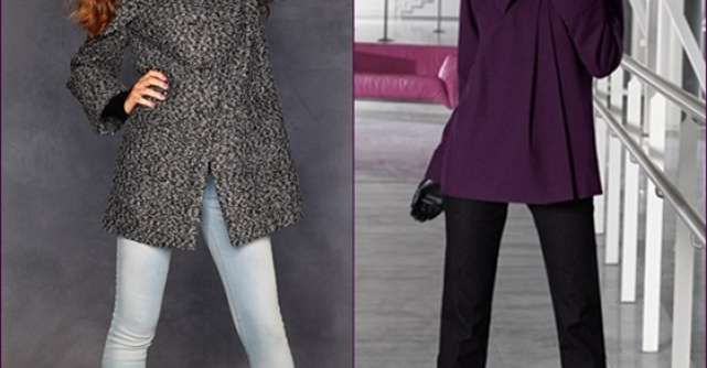 Shopping: 30 de Modele de Paltoane