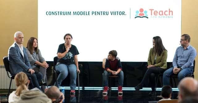 Teach for Romania prezintă primul experiment social pe teme de educație din România