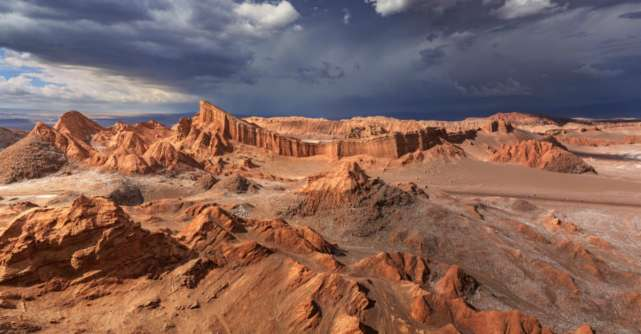 De ce acest loc de pe Pământ seamănă foarte tare cu Marte?