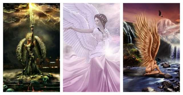 Alege îngerul păzitor și află mesajul pe care îl are pentru tine pentru luna noiembrie