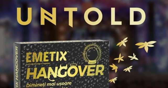 Pregătește-te pentru cel mai așteptat festival cu Emetix® Hangover