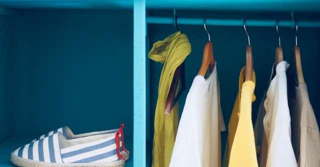 Organizeaza mai bine spațiul din dulapul tău