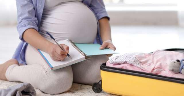 Bagajul pentru maternitate: de ce are nevoie mami și bebe