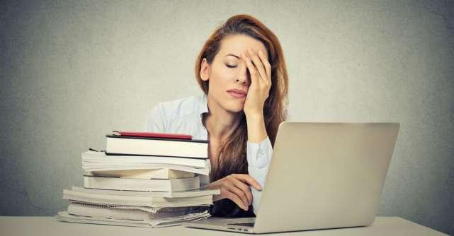 Ce faci cand esti rupta de oboseala si ai de lucru? Iata cum sa devii energic pe loc