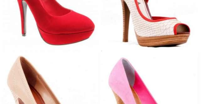 20 de pantofi cu toc foarte sexy