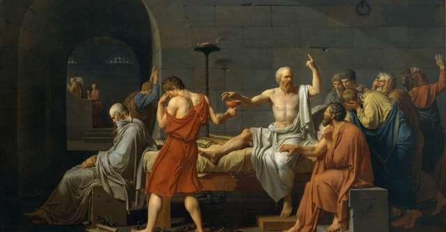 Opt citate de la Socrate pentru zile optimiste