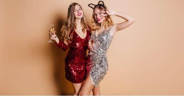 5 rochii de petrecere superbe pentru sarbatori sub 200 lei