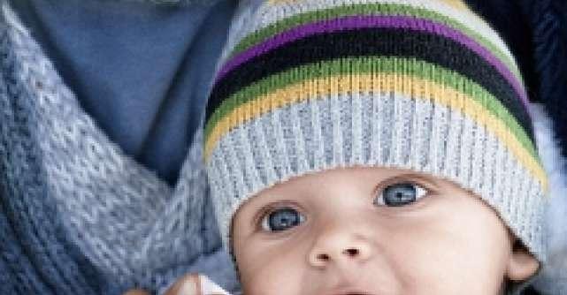 O piele ca de catifea pentru micutul tau, chiar si in timpul iernii, cu Nivea Baby Nutri Sensitive Cream