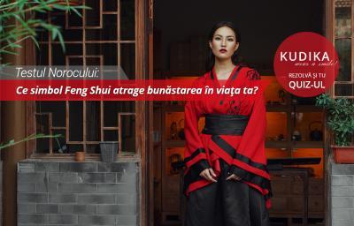 Testul Norocului: Ce simbol Feng Shui atrage bunastarea in viata ta?