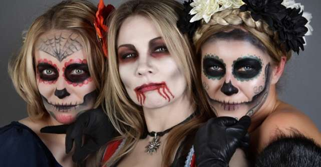 5 Costumatii pentru Halloween