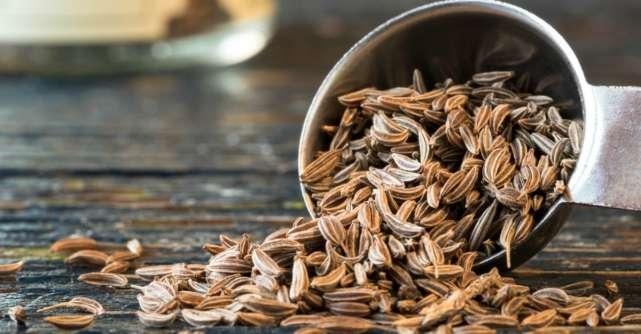 Semintele de chimen: Beneficii nestiute pentru sanatate