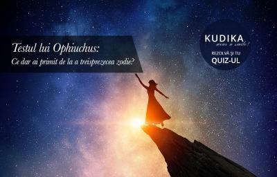 Testul lui Ophiuchus: Ce dar ai primit de la a treisprezecea zodie?