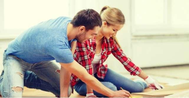 4 greseli ale cuplurilor la renovarea locuintei, care le pot strica relatia