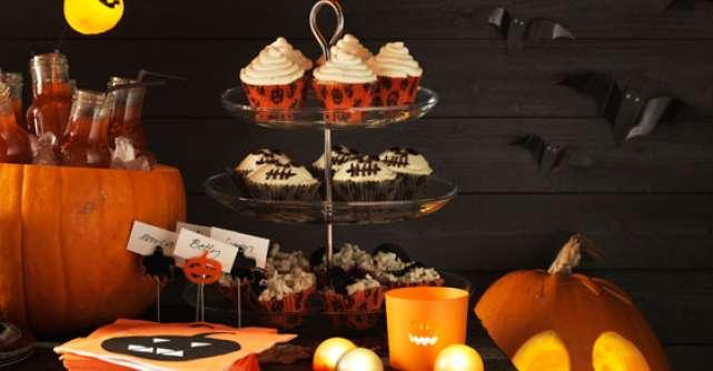 Idei pentru masa de Halloween de la magazinul IKEA