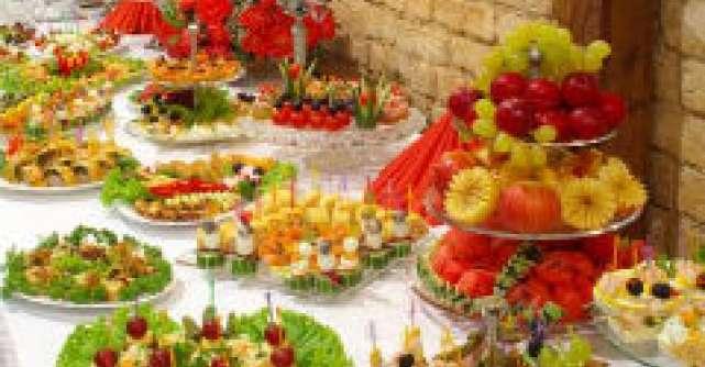 5 idei de vara pentru meniul de nunta