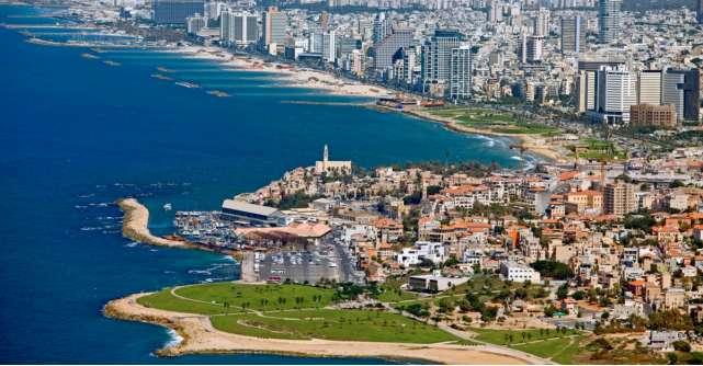 Tel Aviv este destinația numărul 1 recomandată de CNN pentru călătoriile la început de vară