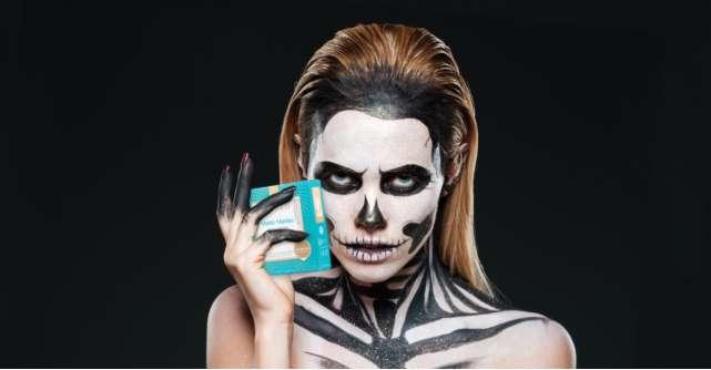 Cum îți pregătești tenul pentru un machiaj înfricoșător de Halloween