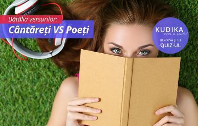Batalia versurilor: Cantareti VS Poeti!