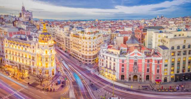 Ghid de travel: Ce poti face intr-un city break la Madrid