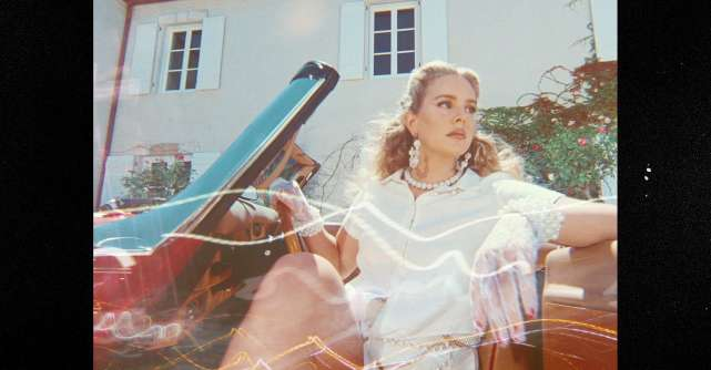 Lana Del Rey a lansat single-ul Chemtrails Over The Country Club si a anuntat lansarea albumului omonim