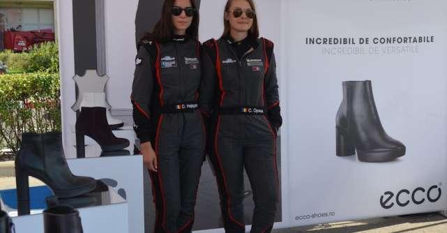 Femei încrezătoare la volan - Campionatul National Women Rally