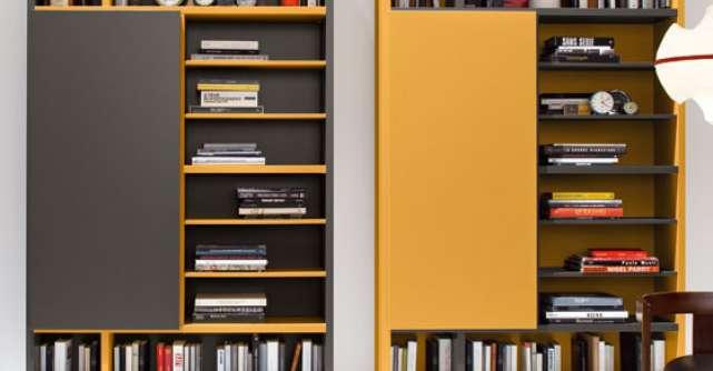 20 de piese de mobilier si accesorii in culoarea portocaliu