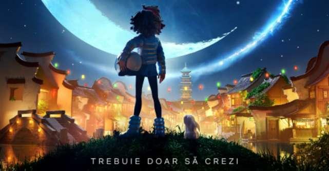 Netflix lanseaza trailerul animatiei Over the Moon