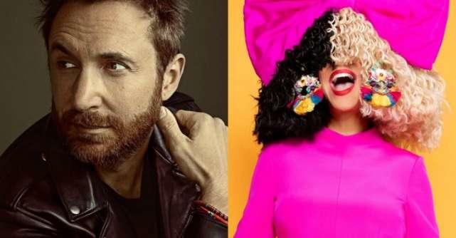 David Guetta și SIA au lansat videoclipul pentru Let's Love