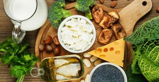 Lipsa de calciu: remedii naturiste
