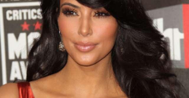 Kim Kardashian a regizat nunta!
