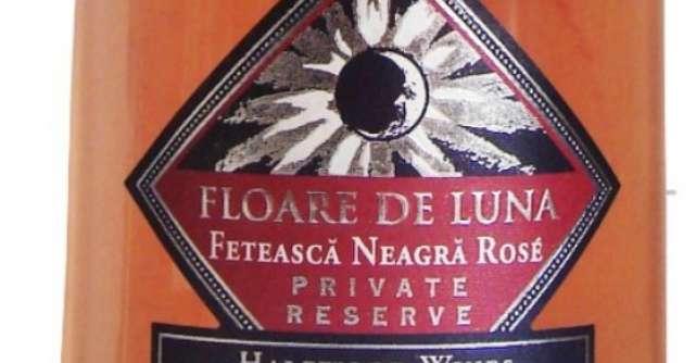 Halewood Wines & Spirits lanseaza un vin nou in gama Floare de Luna: Feteasca Neagra Rose