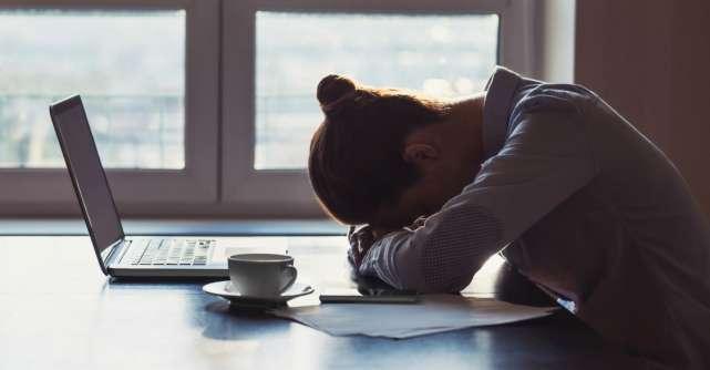 Jobul iti afecteaza viata: 7 semne ca iti face rau psihic!
