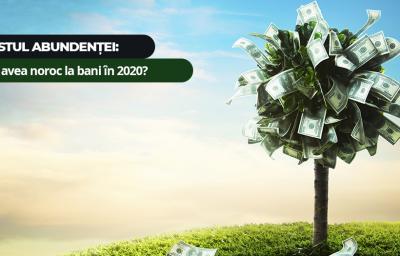 Testul Abundentei: Vei avea noroc la bani in 2020?