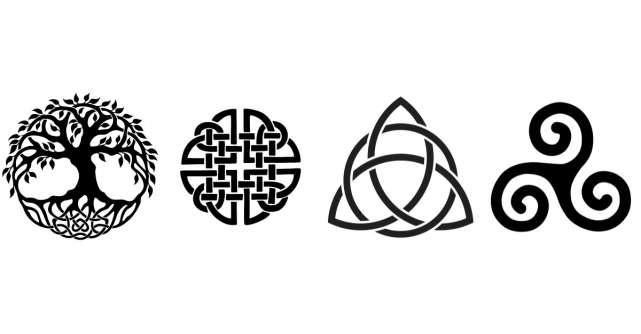 Top 4 cele mai puternice simboluri celtice. Semnificațiile ascunse ale mandalelor