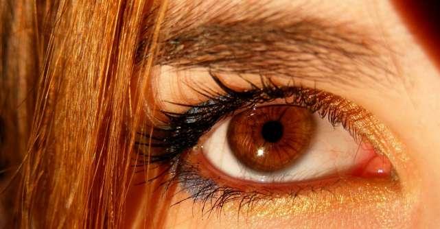 Cum obtii machiajul perfect daca ai ochii caprui