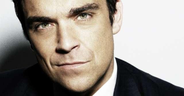Robbie Williams, gest romantic pentru sotia sa