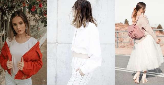 Cum porți haine  de culoare albă toamna