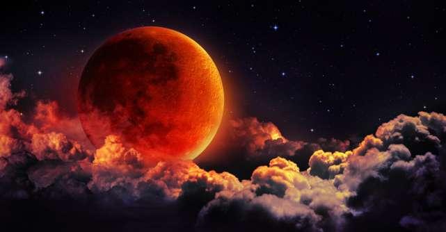 Luna Căpșună și Eclipsa de Lună prin penumbră din 5 iunie: pregătiți-va pentru o furtună emoțională și spirituală