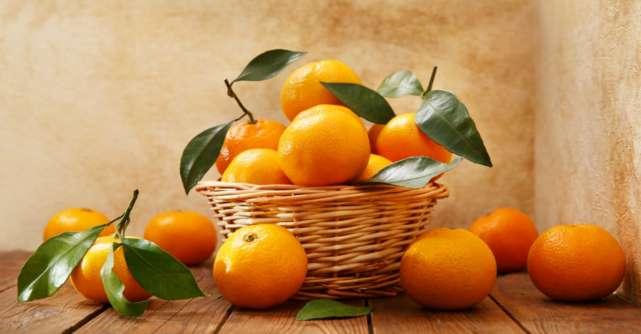 Mandarinele, printre fructele iernii. Beneficiile acestor citrice