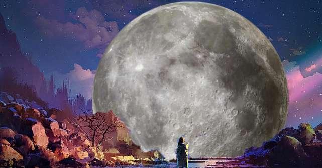 23 noiembrie: Lună Plină în Gemeni. Deschide-ți inima și vei vedea miracolele din jurul tău