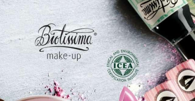 Biotissima make-up, noua gama de produse de machiaj de la Life Care