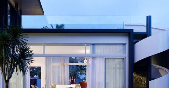 Arhitectura contemporana: Casa Sunset