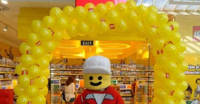 Un nou Magazin Certificat LEGO s-a deschis in Park Lake Bucuresti