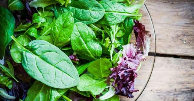 Verdeturile de primavara:  Ce sa consumam pentru detoxifierea organismului?