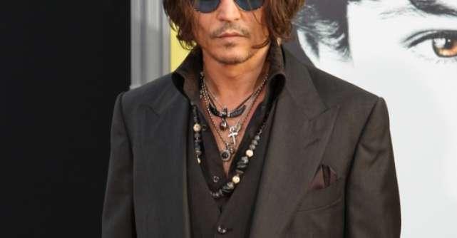 Este oficial: Johnny Depp si Vanessa Paradis s-au despartit