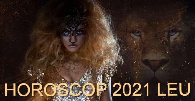Horoscop 2021 Leu: iubirea e drumul spre fericire, iar banii nu vor lipsi