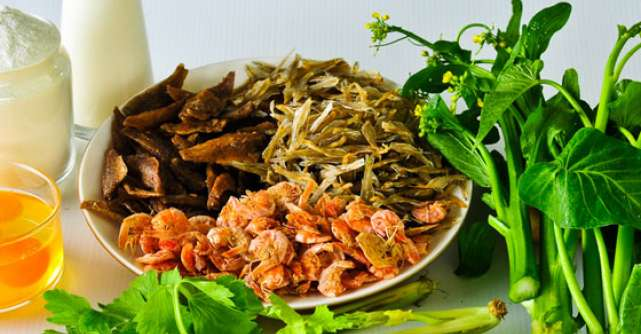 5 Alimente care contin mai mult CALCIU decat BRANZA