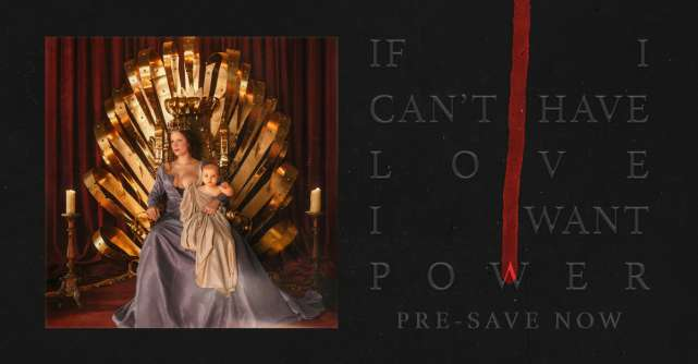 Halsey a anuntat lansarea noului album, If I Can't Have Love, I Want Power