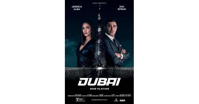 Jessica Alba, Zac Efron și Craig Gillespie - Noua promoție din Dubai
