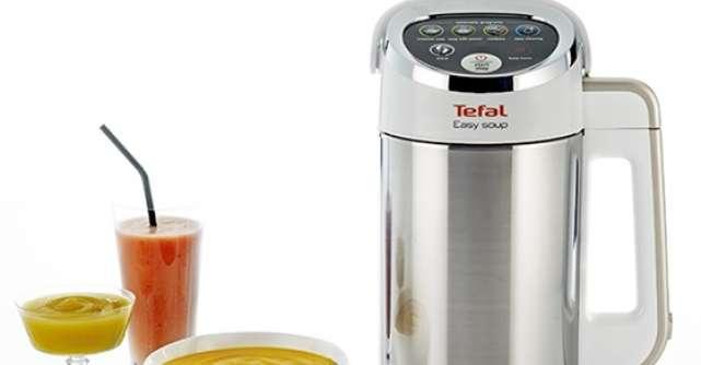 Tefal Easy Soup - pentru retete delicioase in doi pasi
